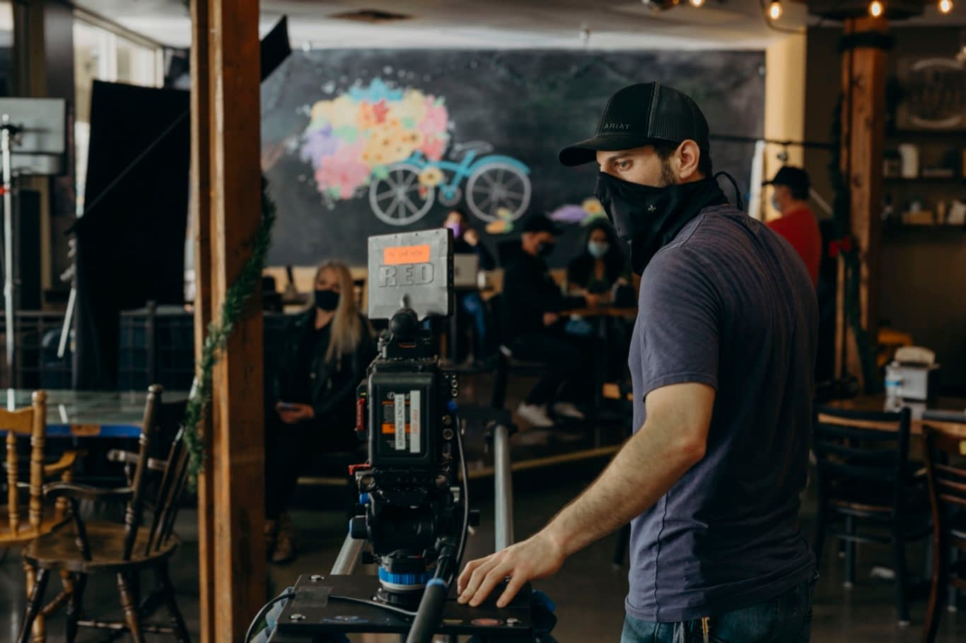 Corporate Video Content