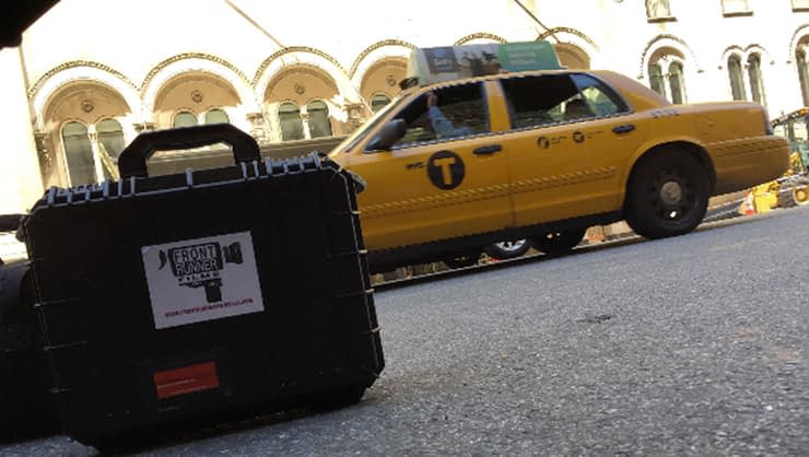 The roadRunner: Mobile, Video Production Kit